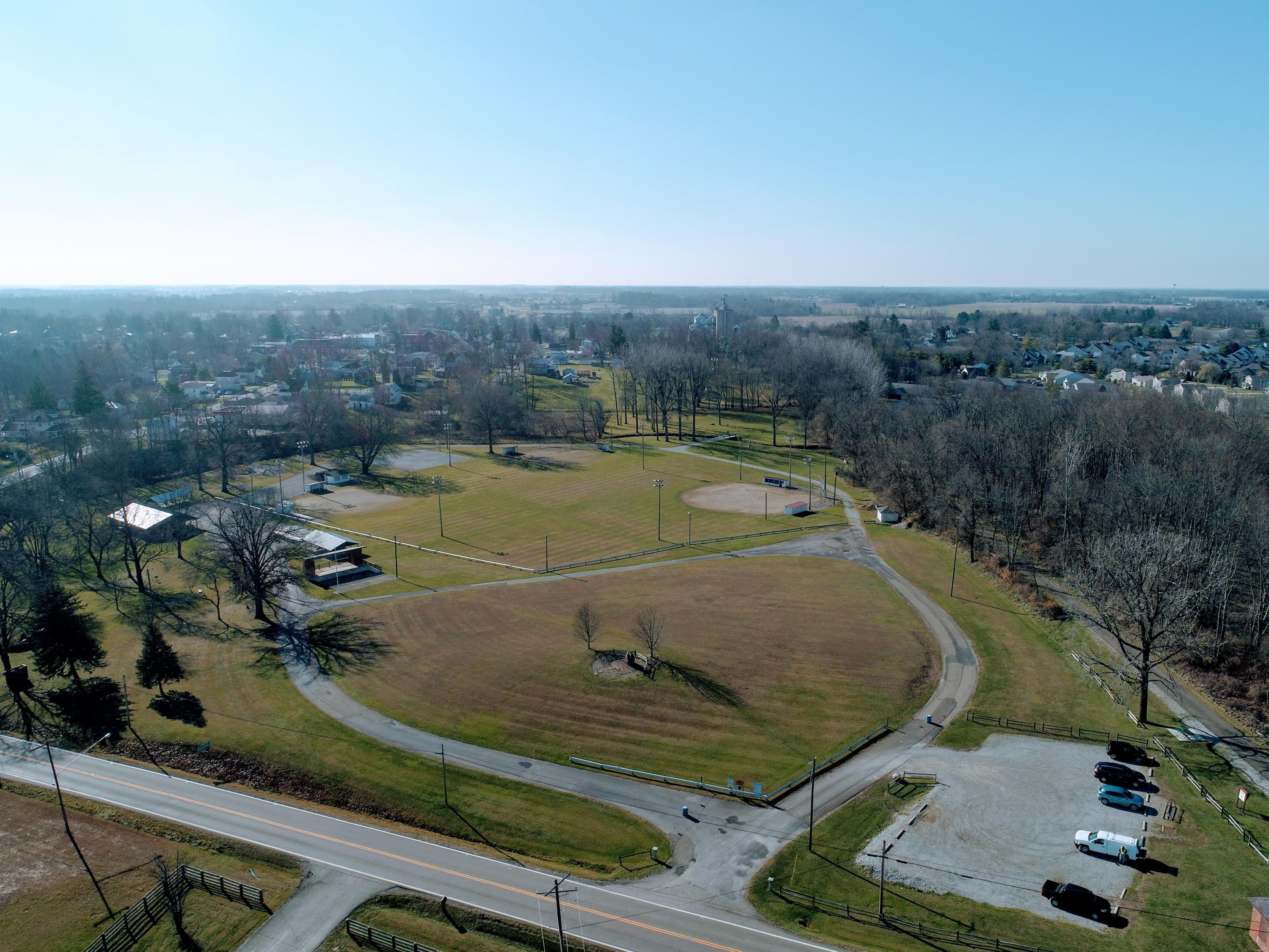 Community Park Air shot