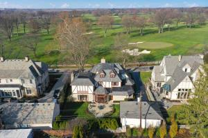 With views of one of the top 100 golf courses in the world - Scioto!