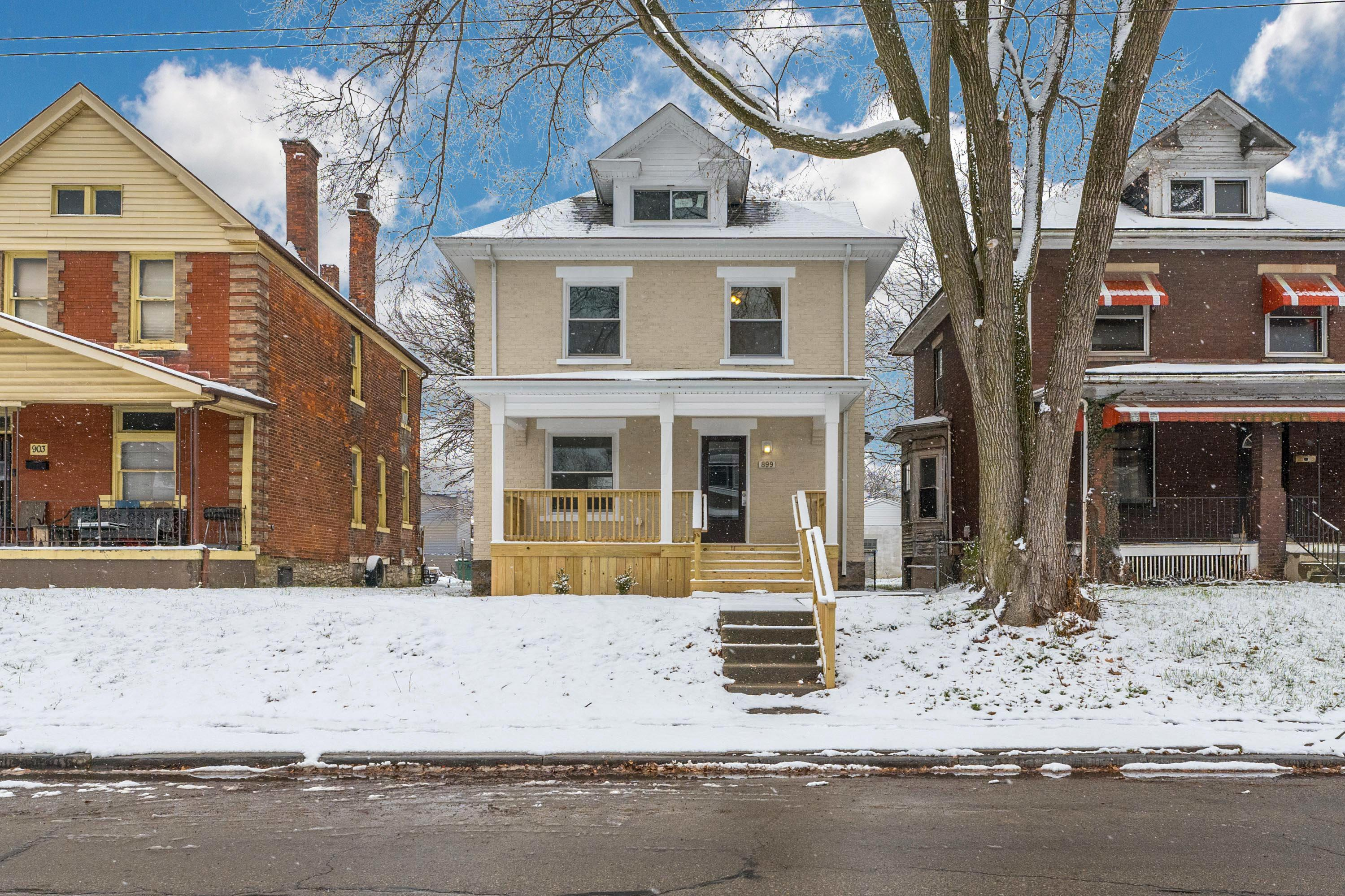 Property for sale at 899 Linwood Avenue, Columbus,  Ohio 43206