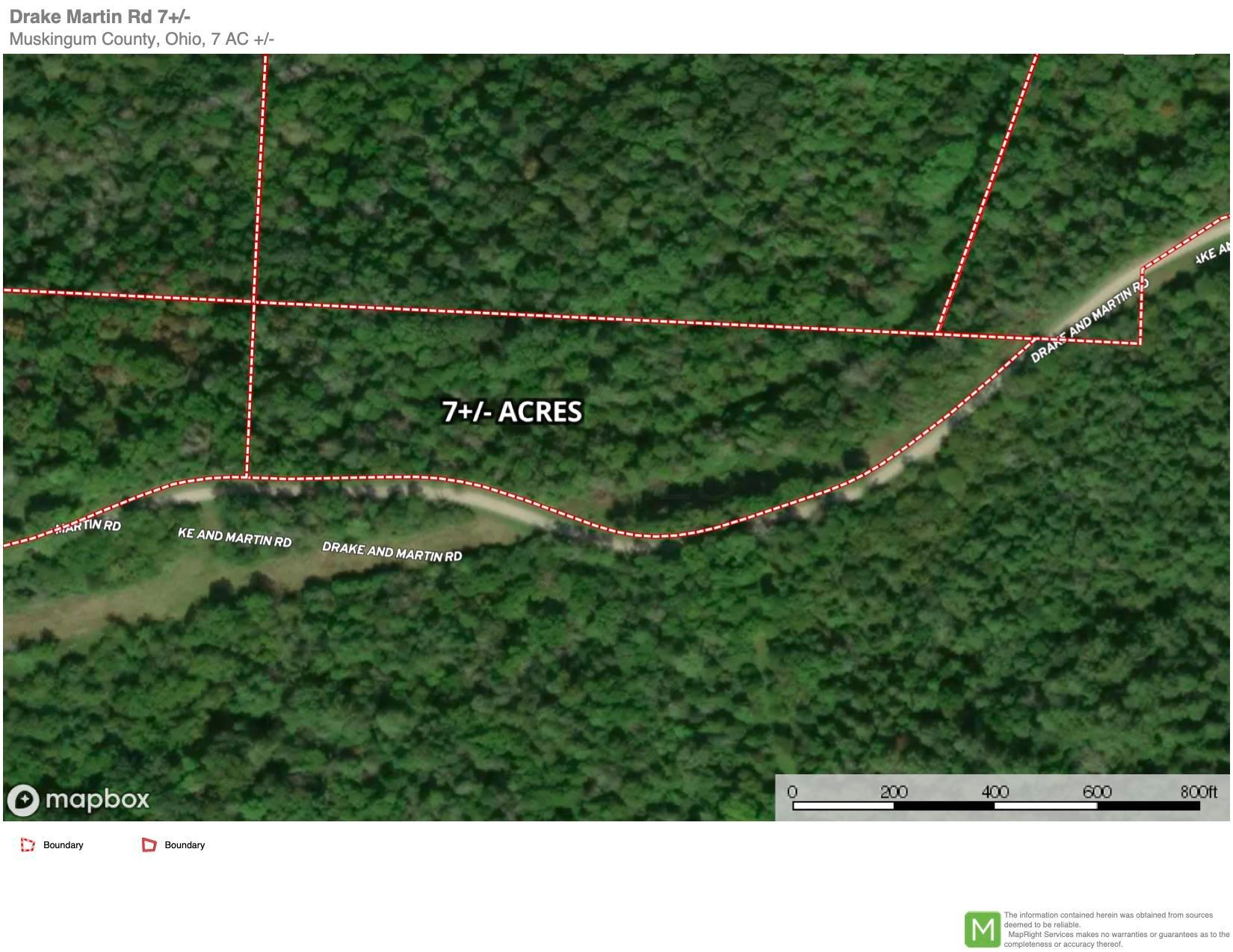 0 Drake Martin Road, Chandlersville, Ohio 43727, ,Land/farm,For Sale,Drake Martin,220043952