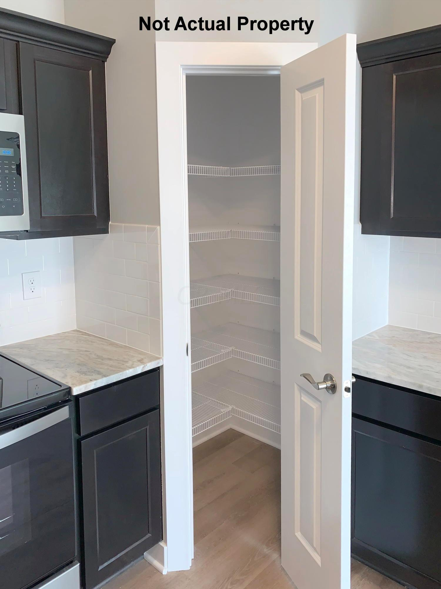 Norfolk New Kitchen pantry