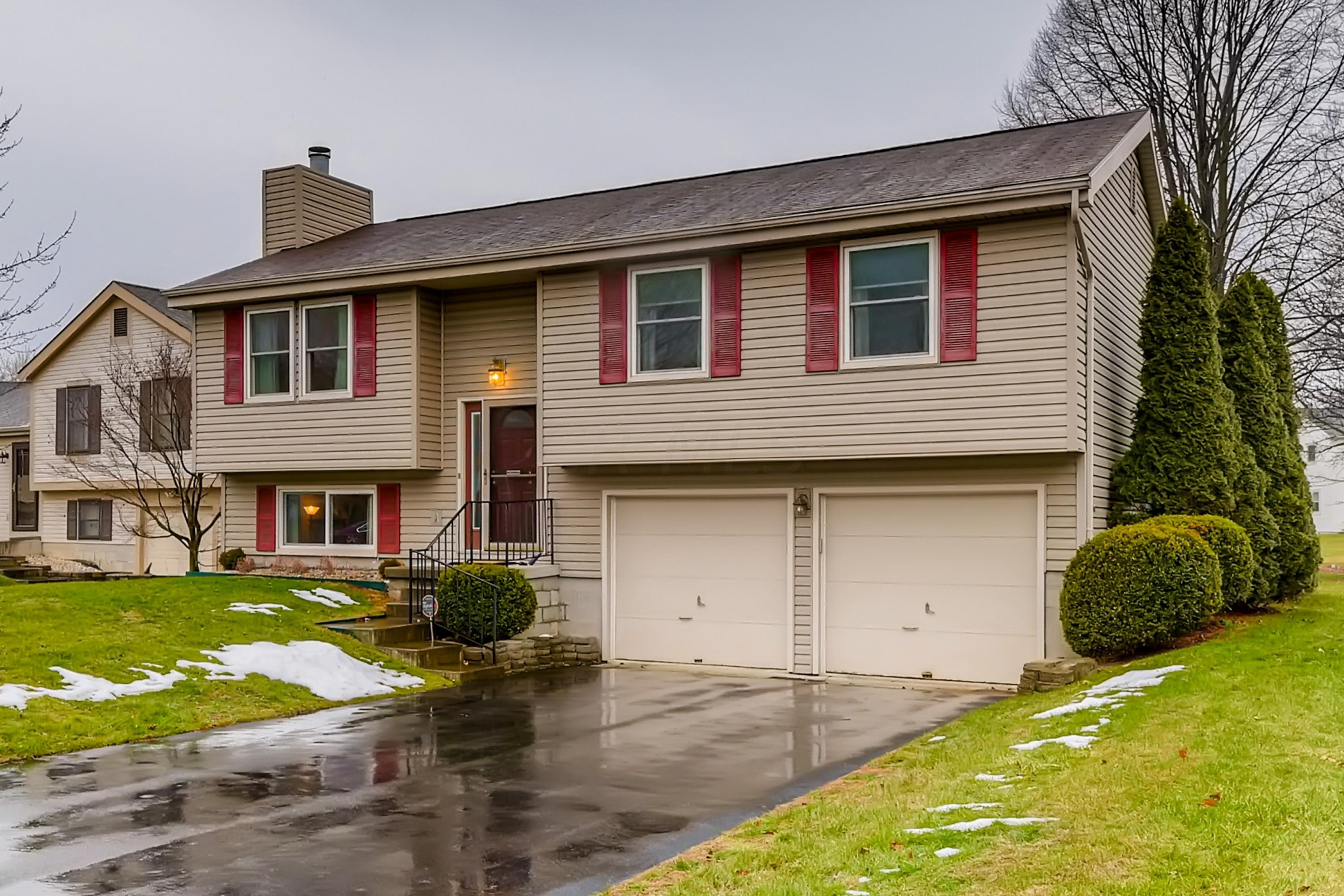 1583 Grayling Court, Columbus, Ohio 43235, 3 Bedrooms Bedrooms, ,2 BathroomsBathrooms,Residential,For Sale,Grayling,220044087