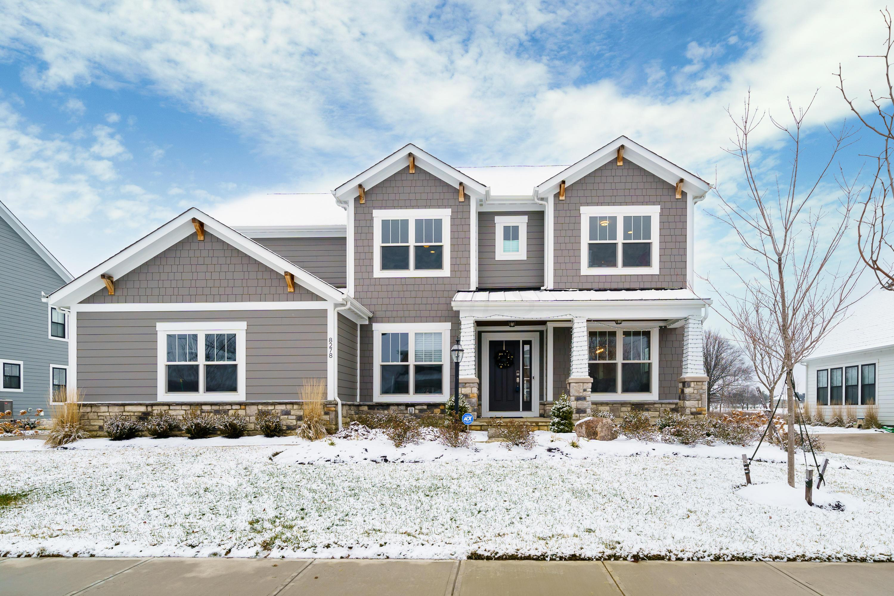 Property for sale at 8278 Timble Falls Drive, Dublin,  Ohio 43016