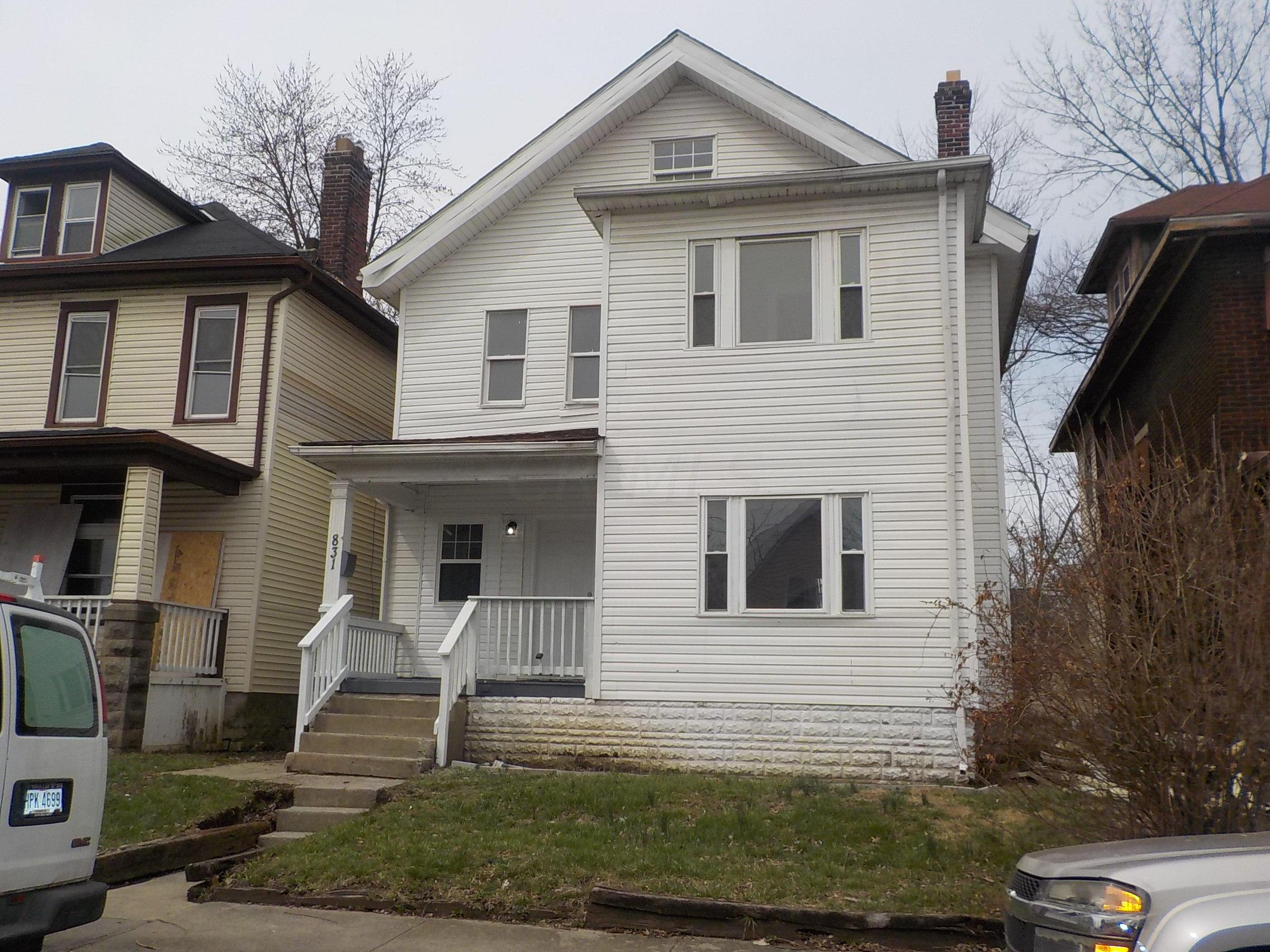 Property for sale at 831 Gilbert Street, Columbus,  Ohio 43206