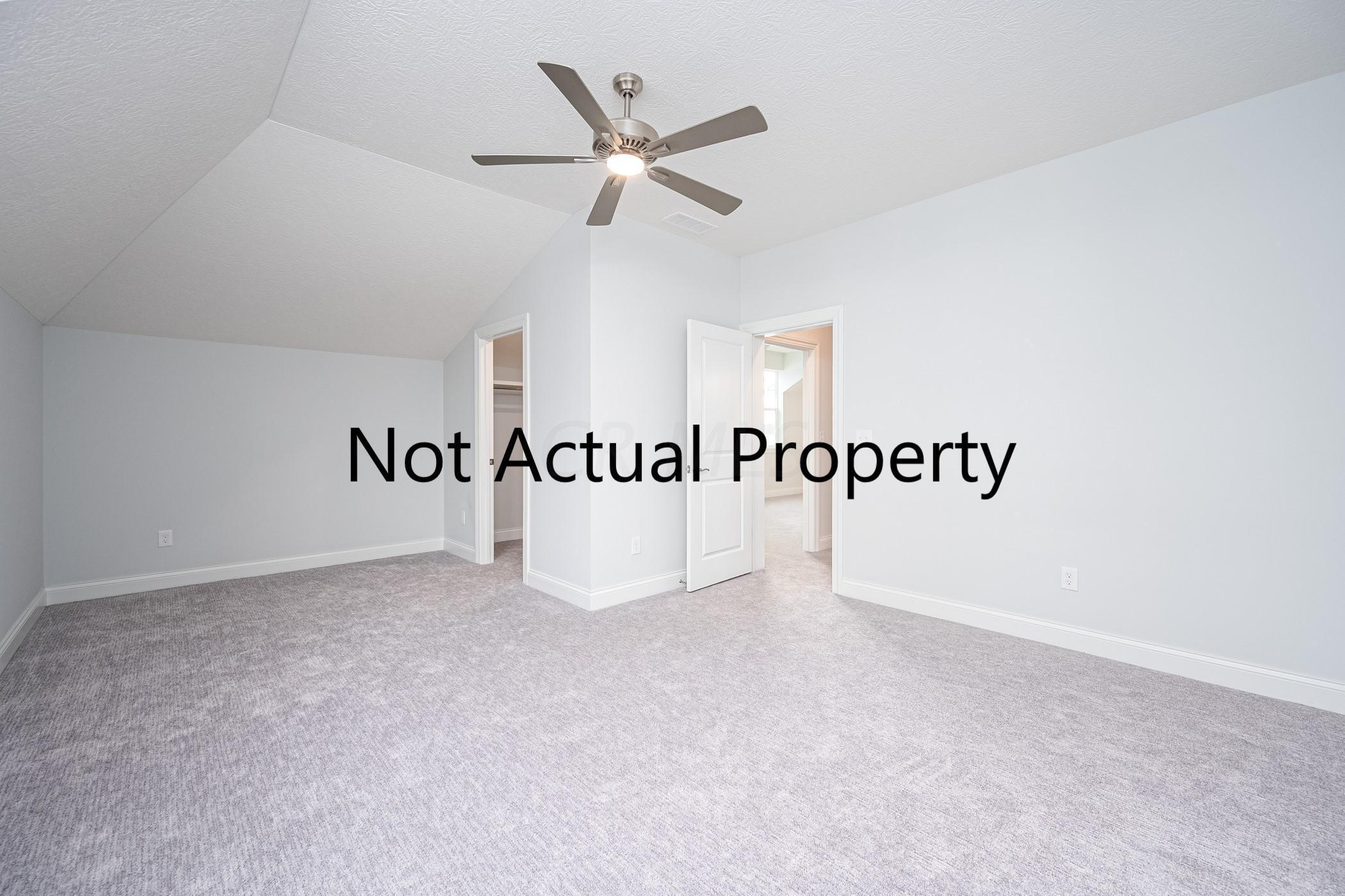 Viptual 2nd Bedroom with Walkin Closet