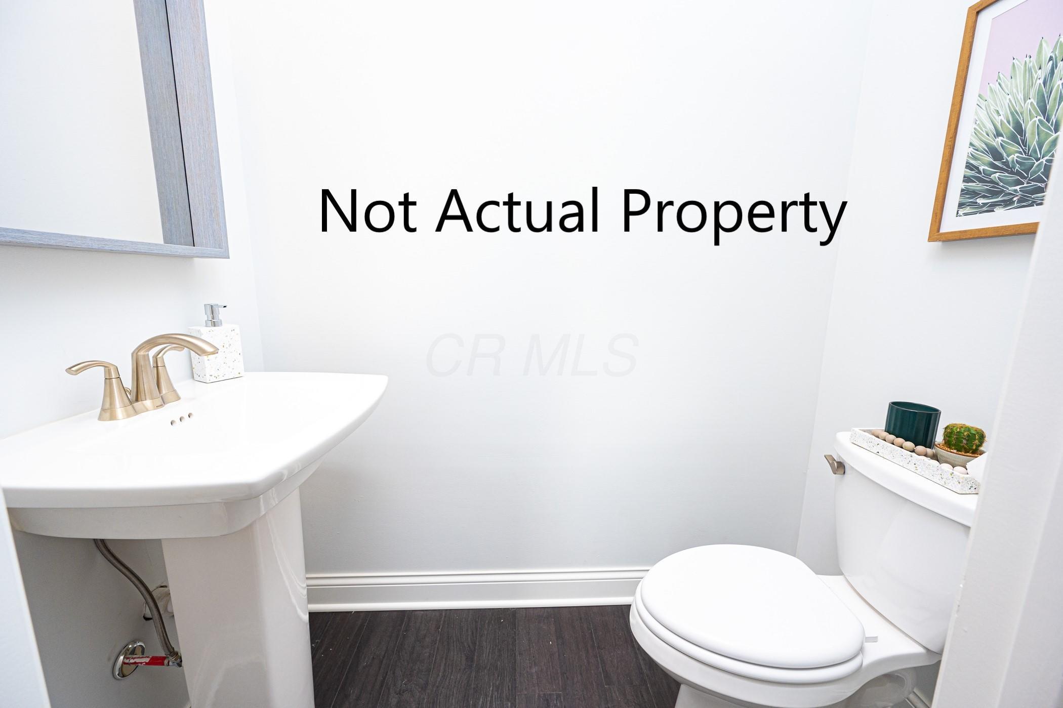 Viptual Half Bath Model