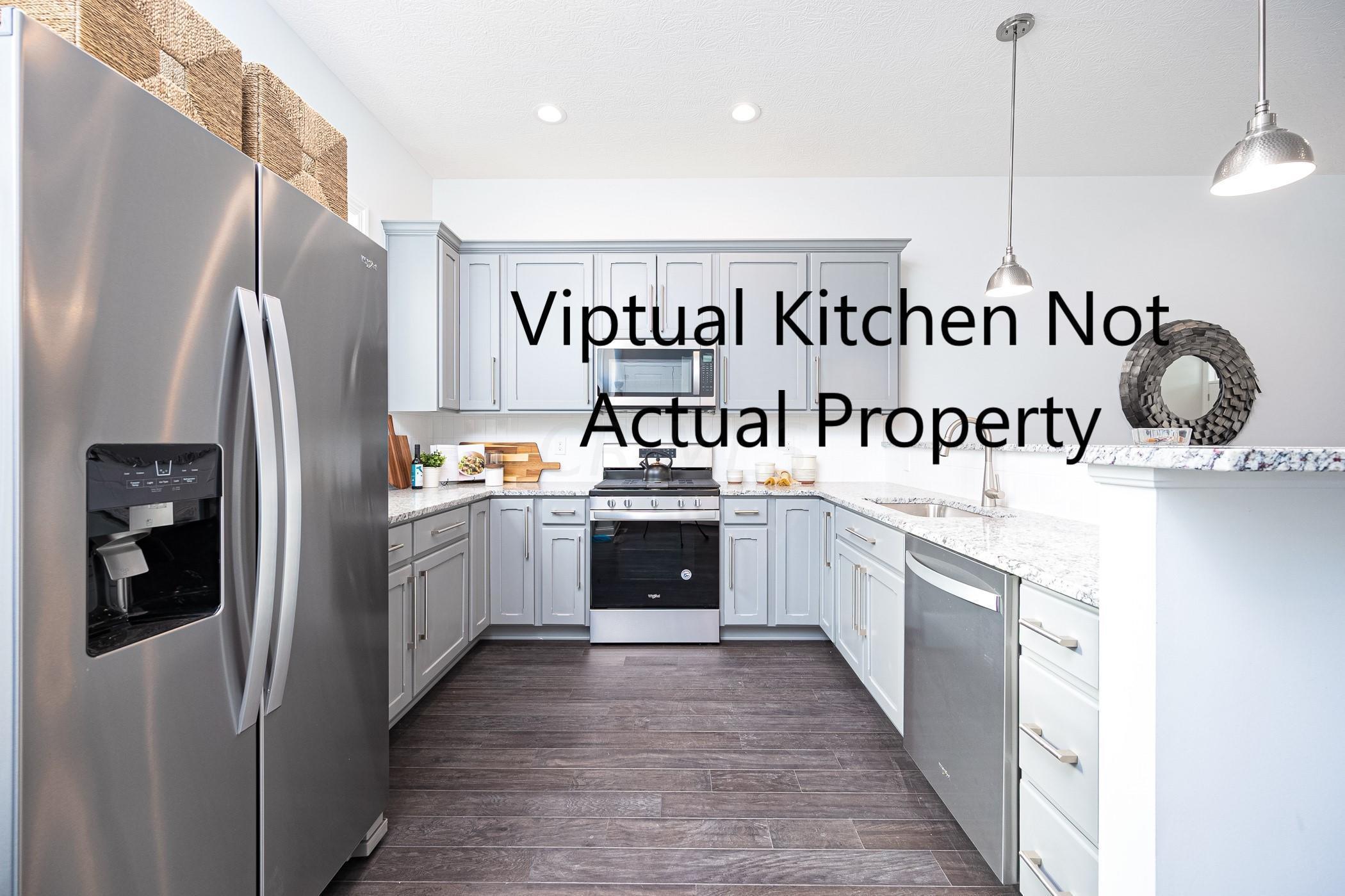 Viptual Kitchen Model