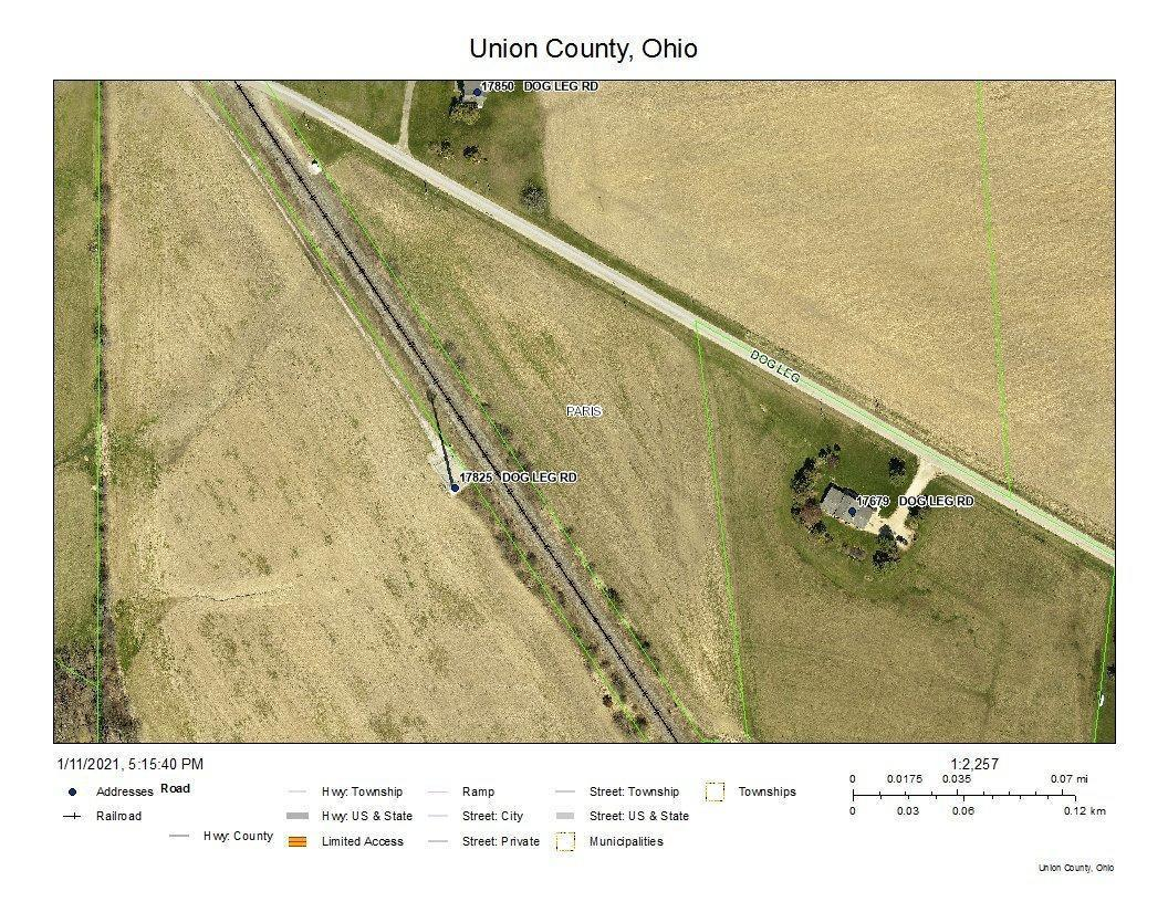0 Dog Leg Road, Marysville, Ohio 43040, ,Land/farm,For Sale,Dog Leg,221000868
