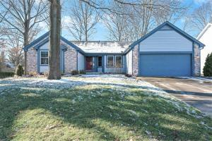 Pristine ranch located in sought after Hensel Woods!