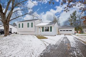• Aluminum Exterior • Asphalt Drive • Front Porch Lights • Window Shutters • Covered Patio • Updated Central Air • New Foam Insulated Walls ~ 2018 • New Front Door ~ 2019 • New High Definition Laminate Flooring in Entry, Living Room, Dining Room & Kitchen ~ 2019 • New Carpet In Bedroom #1 • New Light Sand Carpet In Bedroom #3 ~ 2019 • New Whirlpool® Electric Range ~ 2016 • New KitchenAid® Refrigerator ~ 2016 • New Lighted Ceiling Fan In Kitchen • New Privacy Fence - 11/2019 • 2 Car Detached Garage