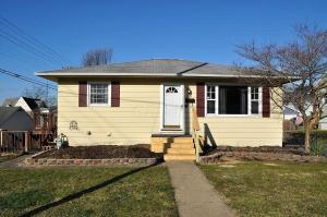 Front View - 115 Pool Street Lancaster OH 43130