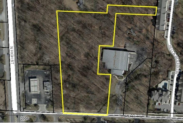 2. Lazelle Rd - 5.032 Acres Vacant Land