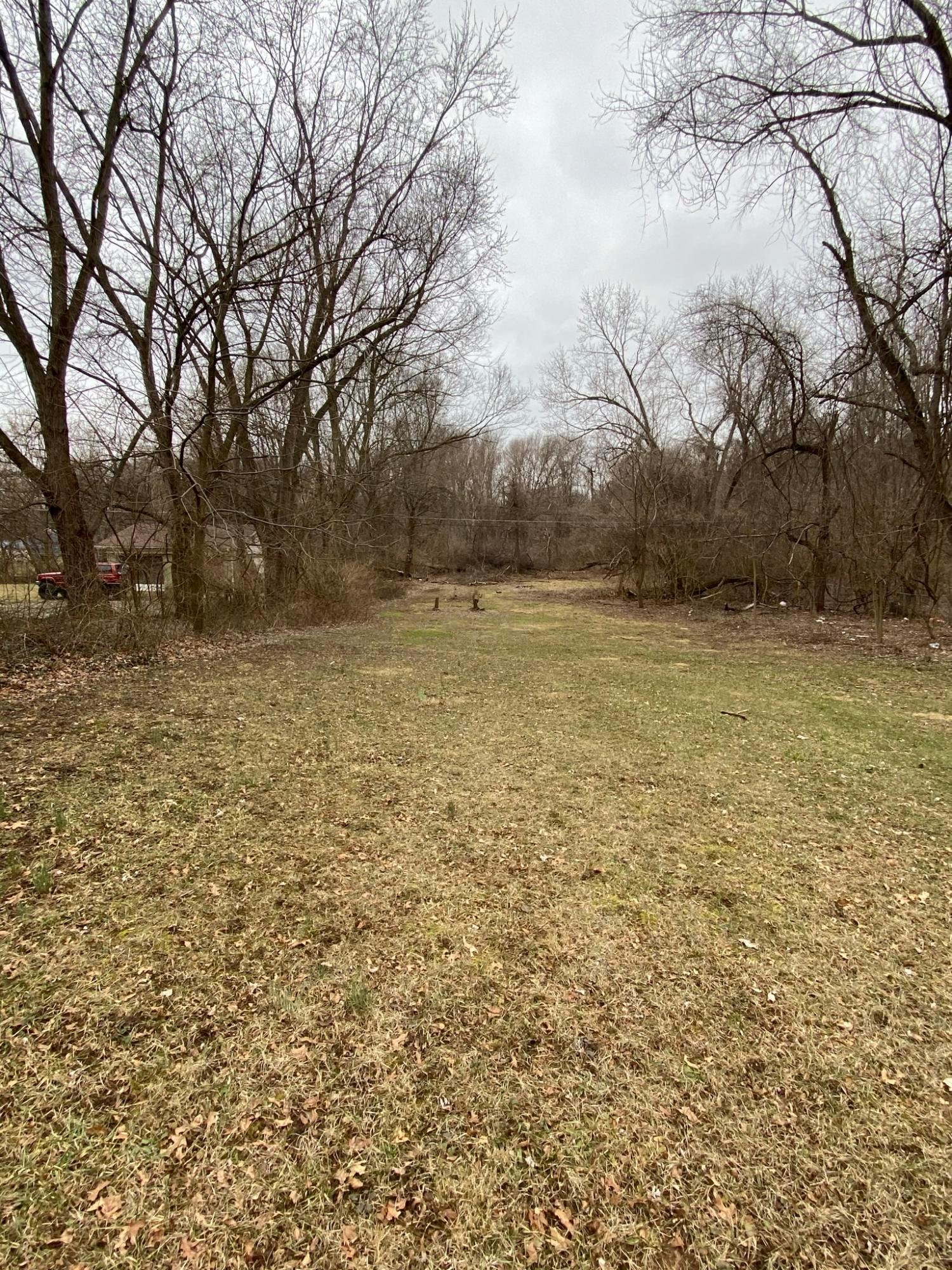 Hamilton Rd land from front