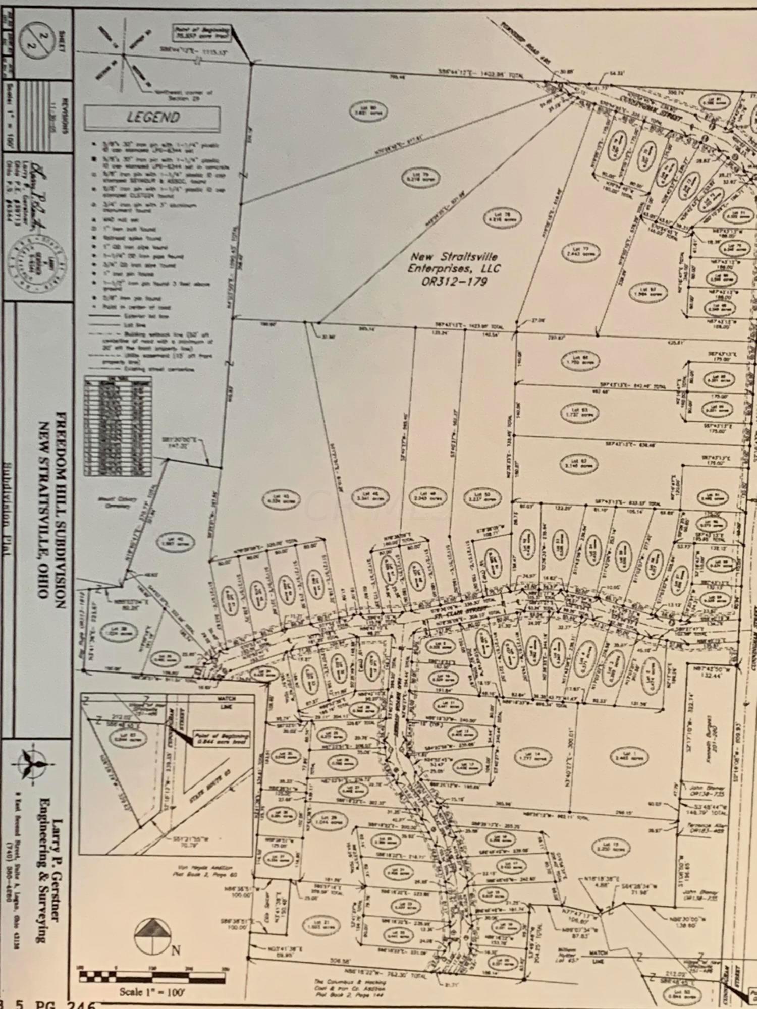 495 Van Heyde Street, New Straitsville, Ohio 43766, ,Land/farm,For Sale,Van Heyde,221003081