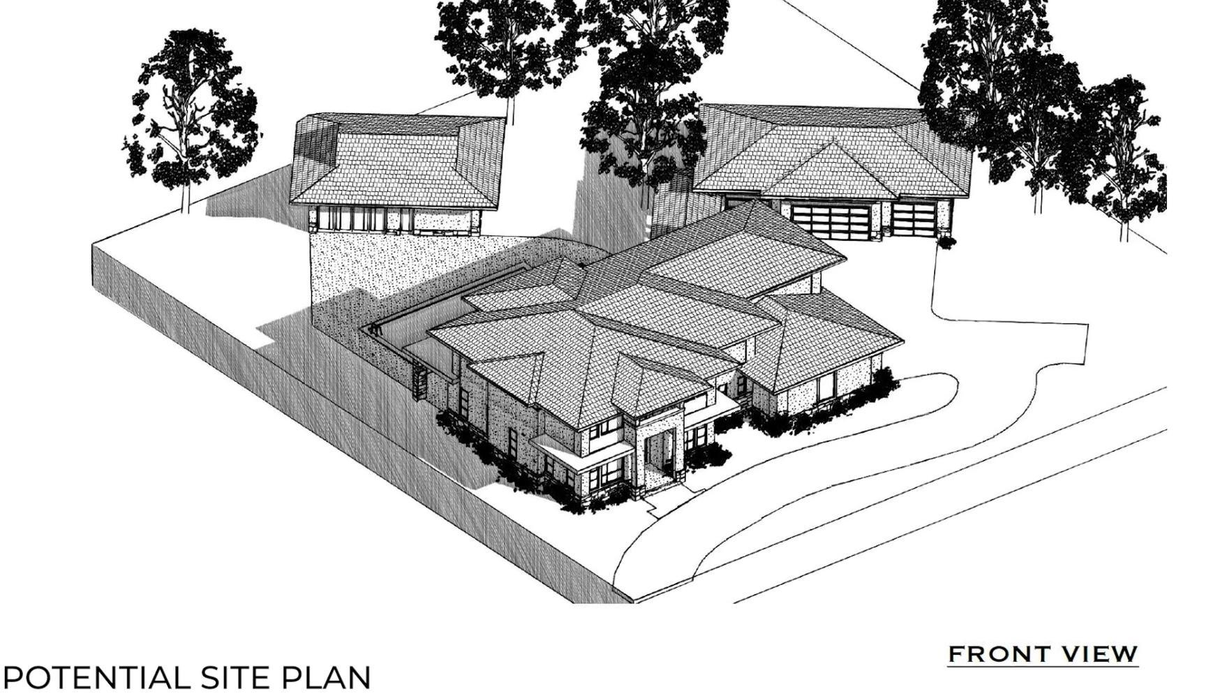Potential Site Plan 2