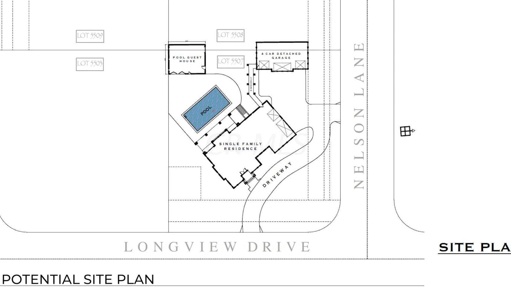 Potential Site Plan