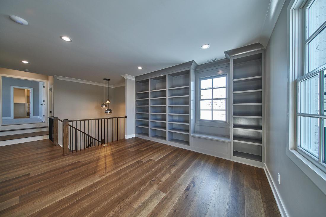 EB65 upper loft:study