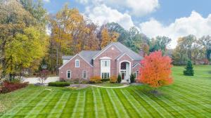 WELCOME TO 10808 SAGE CREEK DR. SITUATED ON 1.97 BEAUTIFUL ACRES, IN THE HIGHLY DESIRABLE, GATED COMMUNITY OF SAGE CREEK