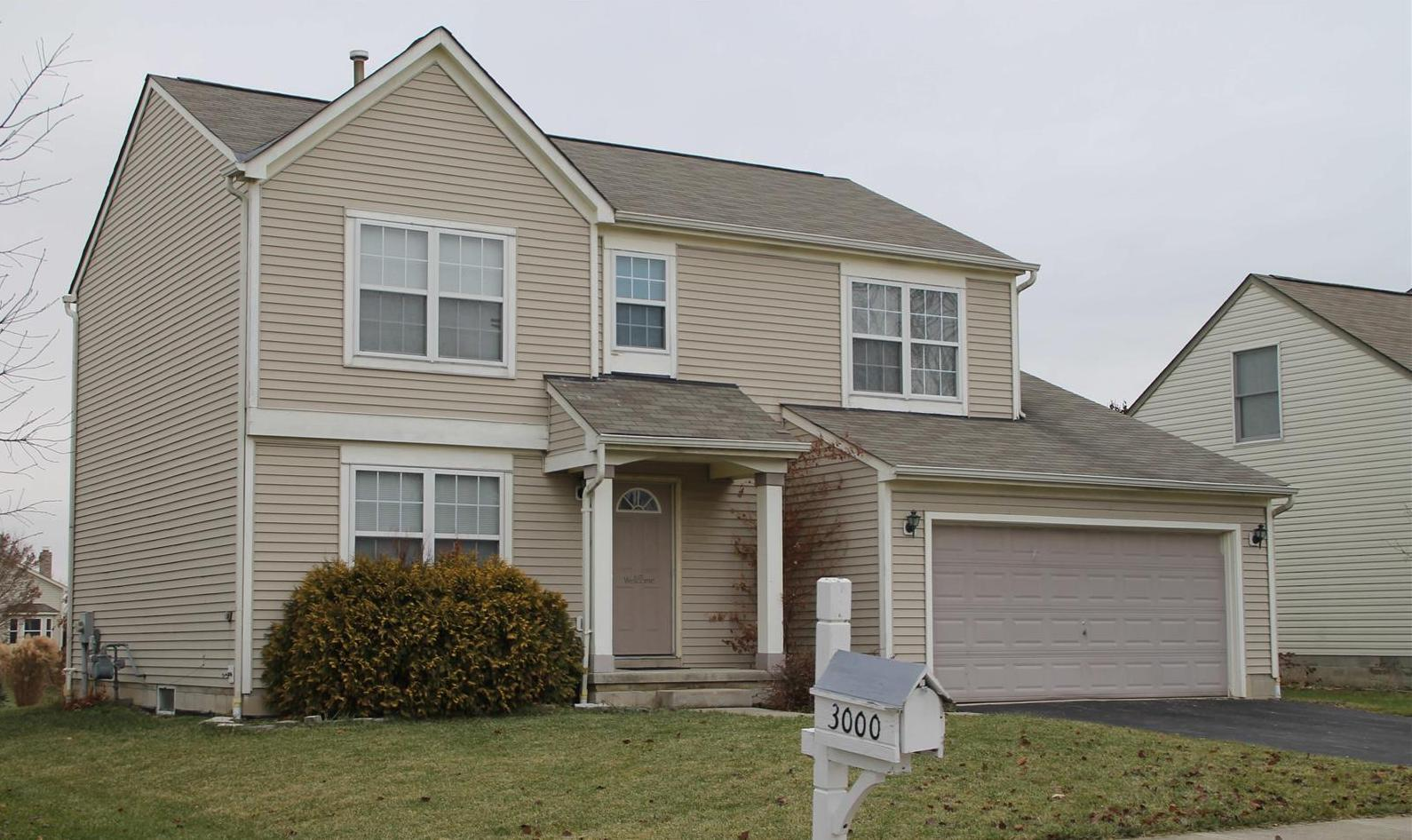 Property for sale at 3001 Shady Knoll Lane, Hilliard,  Ohio 43026