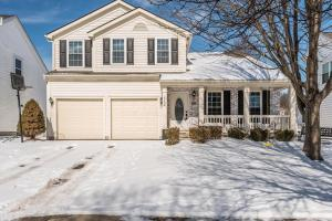 6108 Hilltop Trail Drive, New Albany, OH 43054