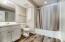Entry level bath room