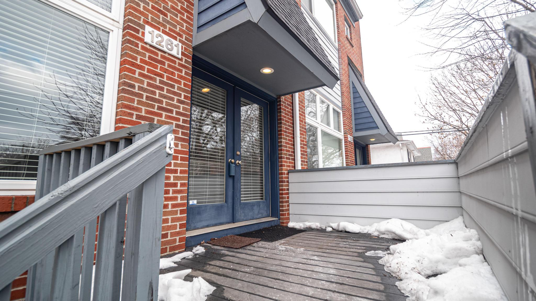 Property for sale at 1261 Hunter Avenue 5, Columbus,  Ohio 43201