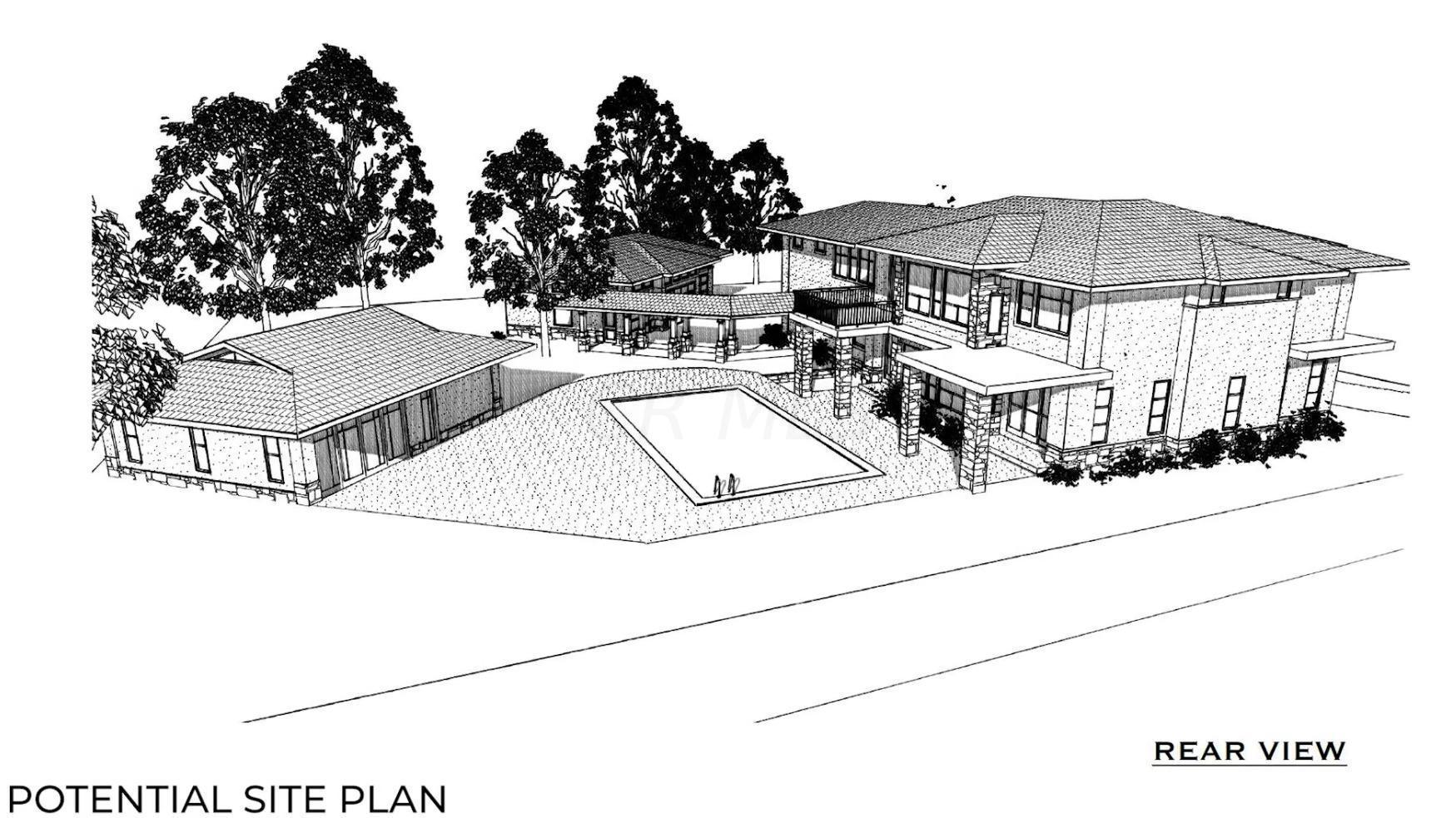 Potential Site Plan 3