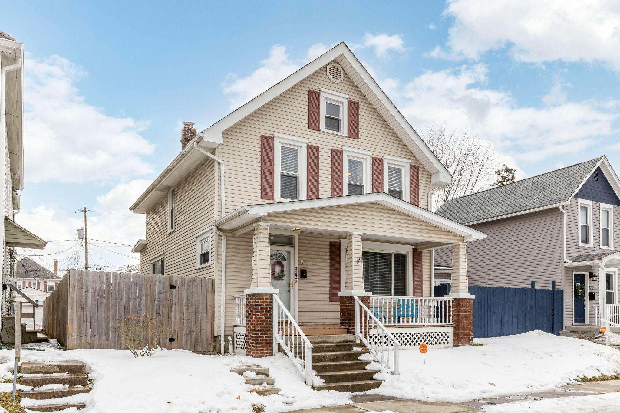 Property for sale at 343 E Welch Avenue, Columbus,  Ohio 43207