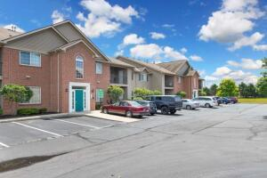 1 car garage and dedicated parking space included