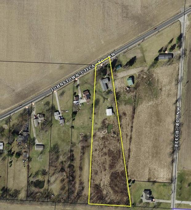 Property for sale at 14185 Johnstown Utica Road, Johnstown,  Ohio 43031