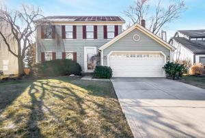 Undefined image of 5283 Windflower Court, Hilliard, OH 43026
