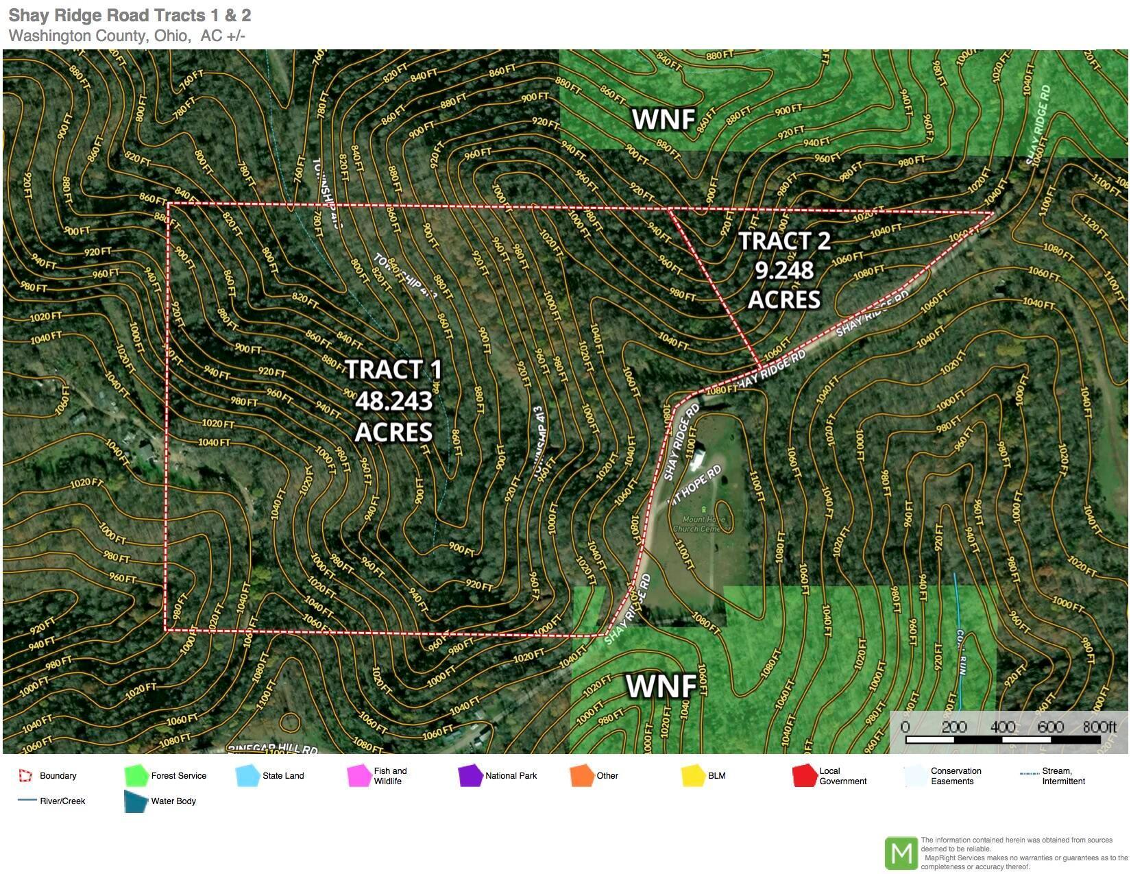 Shay Ridge Road Aerial 2