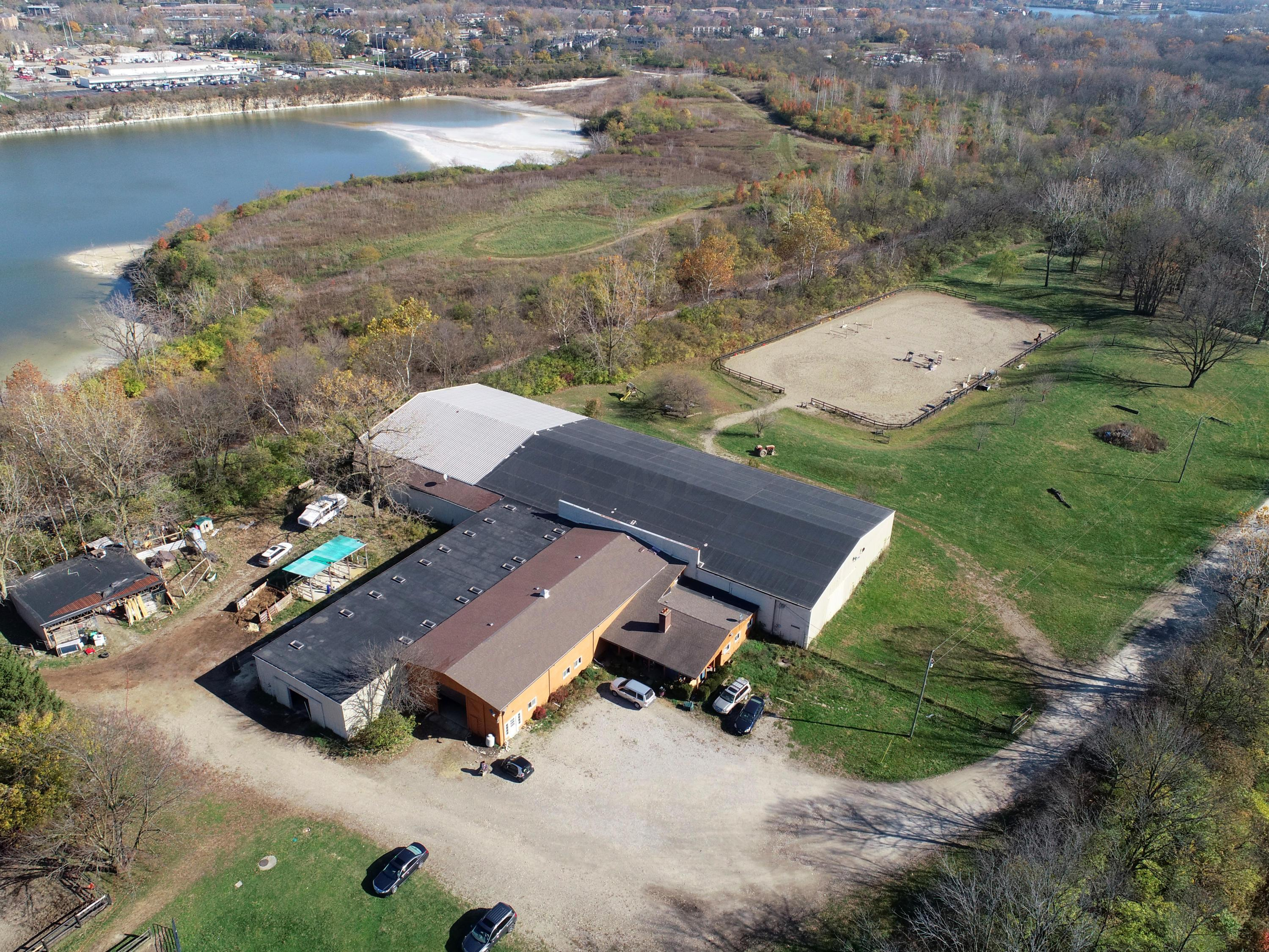 Barn, Arena, and Outdoor Riding Ring