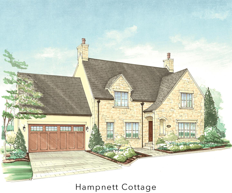 Hampnett Cottage