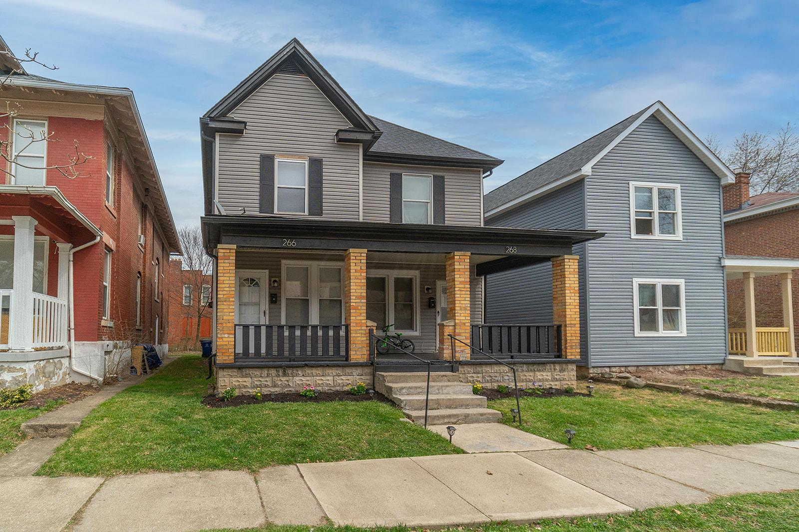 Property for sale at 266-268 Miller Avenue, Columbus,  Ohio 43205