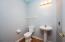 1/2 Bathroom - 1st floor