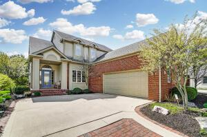 Gorgeous Muirfield Village area home features 3 BR, 2.1 BA and impeccable move-in ready condition!