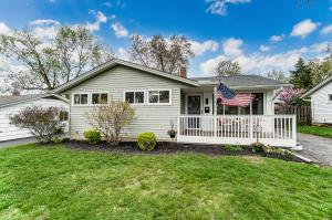 Complete renovation to this mid-century ranch in the heart of Worthington!