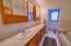 Owners suite has Double sink vanities