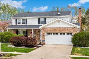 2 Story, 4 bedroom, 3.5 bathrooms, 2 car garage. Worthington School! Move-In Ready!