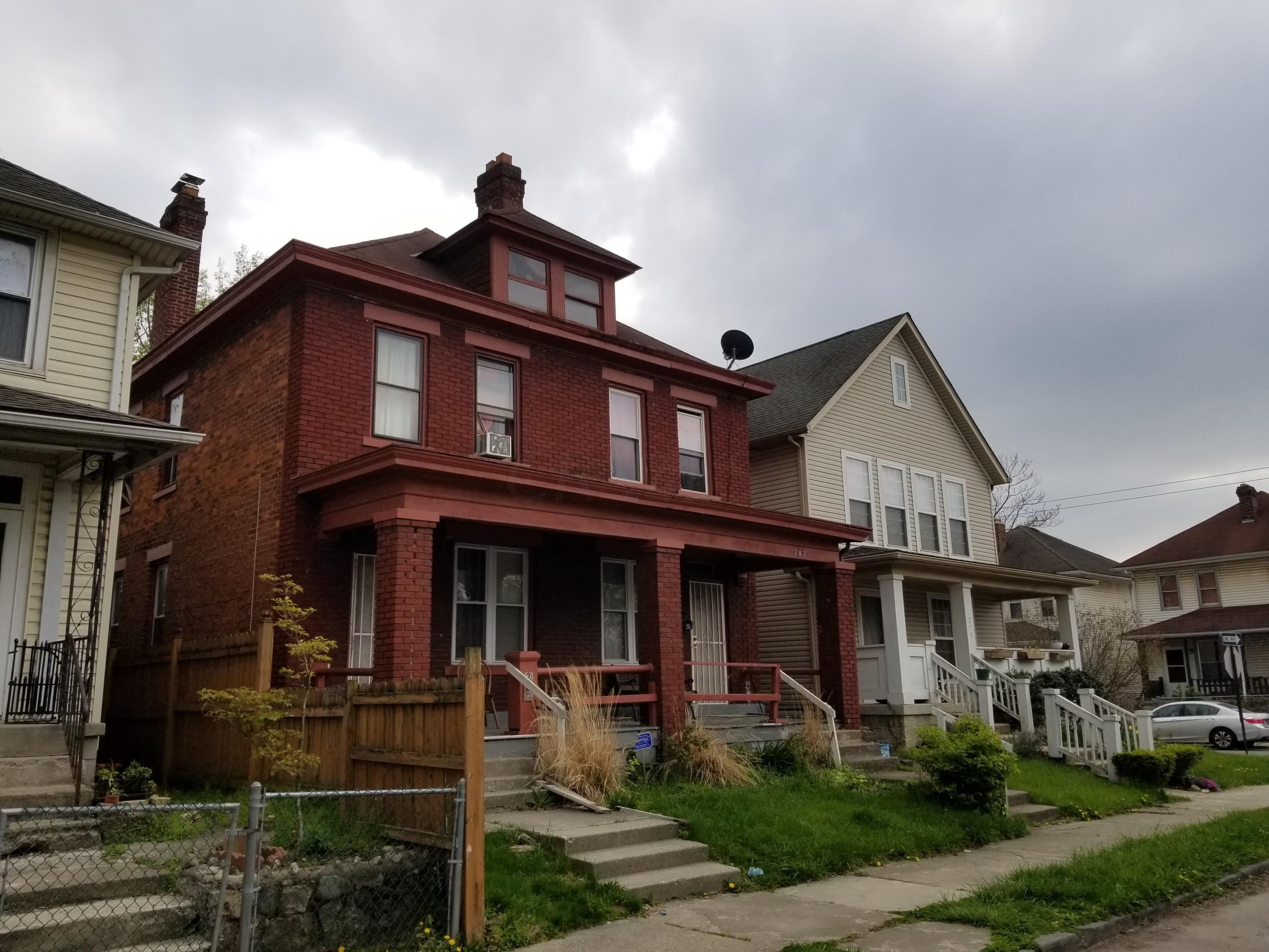 Property for sale at 283 E Woodrow Avenue 2, Columbus,  Ohio 43207