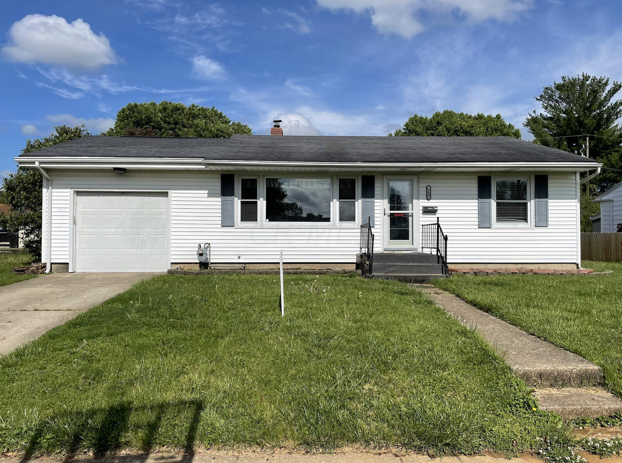 Property for sale at 165 Teatsworth Drive, Chillicothe,  Ohio 45601