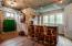Pub Room , wine cellar, whiskey room? Flexible uses, cool space!