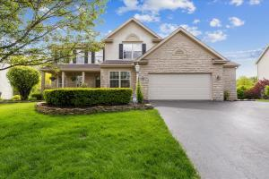 5796 Chiddingstone Lane, Westerville, OH 43082