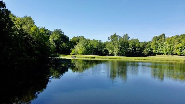 Rarely available, a perfect waterfront wooded setting to build your dream home on Sycamore Lake
