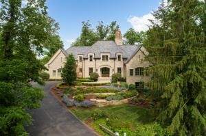 Welcome home to this luxury custom golf course home on a one-of-a-kind property.