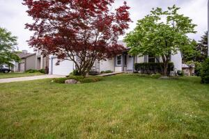 Home has Mature Japanese Maples and beautiful landscaping for every season
