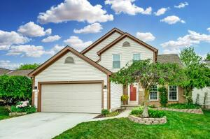Beautiful Move-In Ready 4 BR, 2.1 BA in the Ravines at Worthington! Columbus taxes & Worthington schools here!