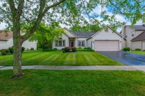 Ranch home, everything located on the first floor, but full basement ready to be finished however you wish!