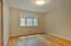 Pegged Hardwood Floors and Freshly Painted